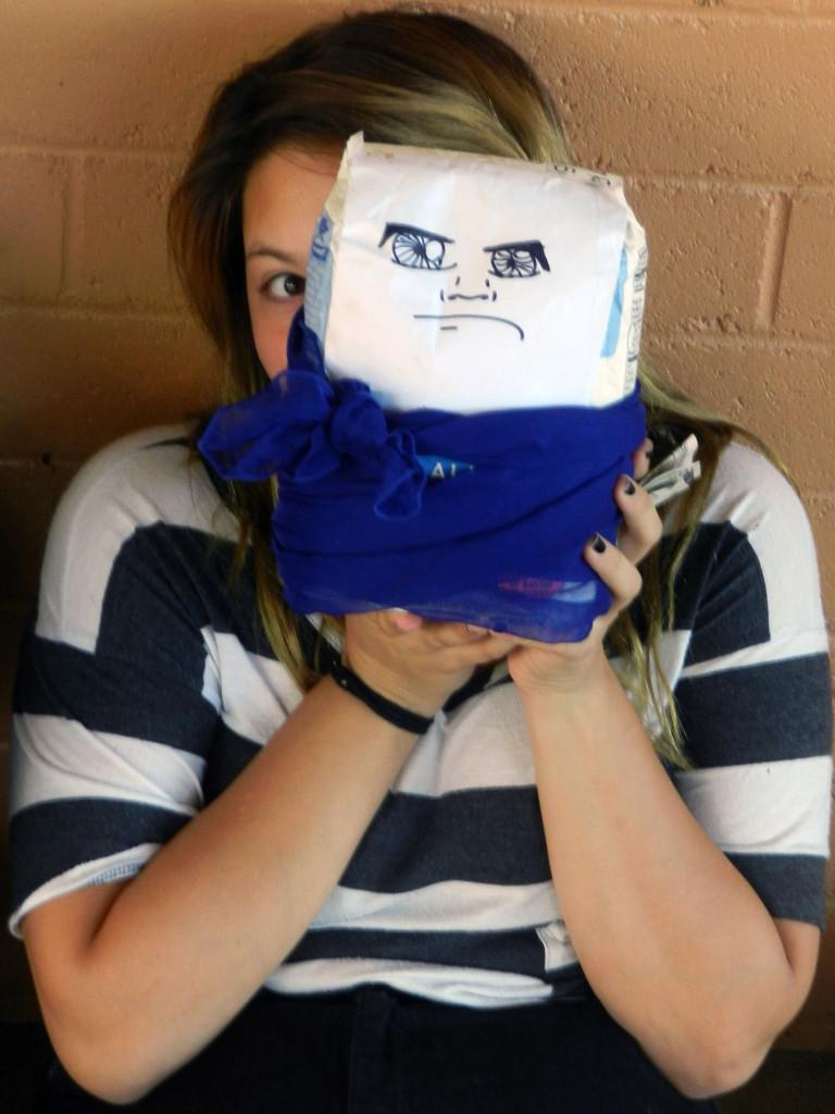 The Pinion  Flour Babies Show  Sack Of Flour Baby Project