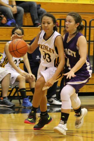 Girls Basketball vs Pearl City