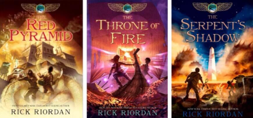 Riordan%27s+Kane+Chronicles+visits+Egyptian+mythology