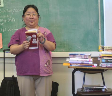 """Booktalks"" encourage reading for a more intellectual you"