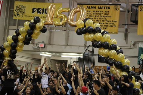 150 years of McKinley Pride