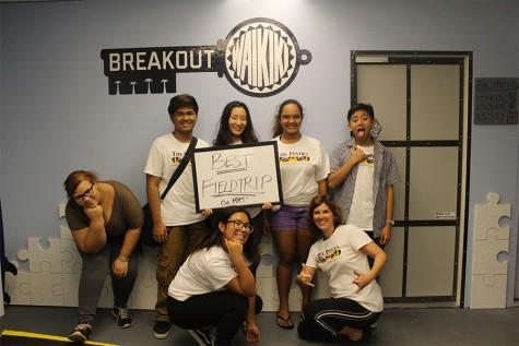 Breakout Waikiki was a cluetastic experience