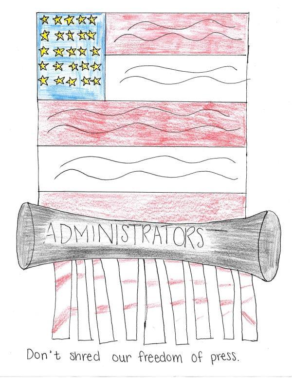 Free Press Editorial Cartoons