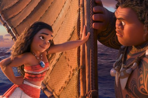 Disney's Polynesian Princess, Moana, scores big