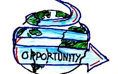 Students reflect on opportunity