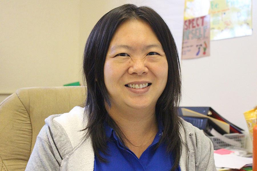 Mrs.Takao has been working at McKinley High School since 2012.