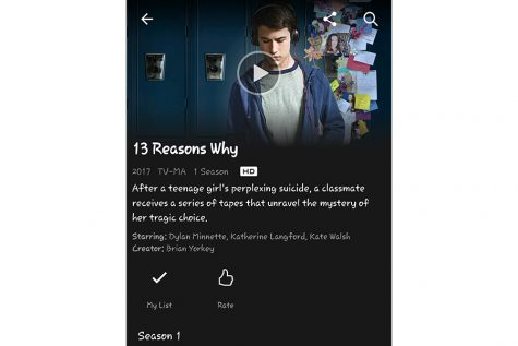 '13 Reasons Why' brings attention to teen angst