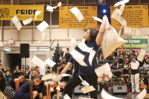 Homecoming Assembly Slideshow