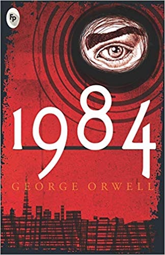 '1984' portrays dystopian society