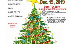 Band Boosters Association presents annual Craft Fair
