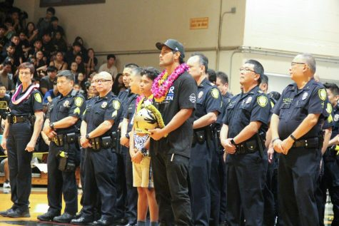 Honolulu City Lights Parade 2019