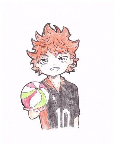 'Haikyuu!!' jumps in to win