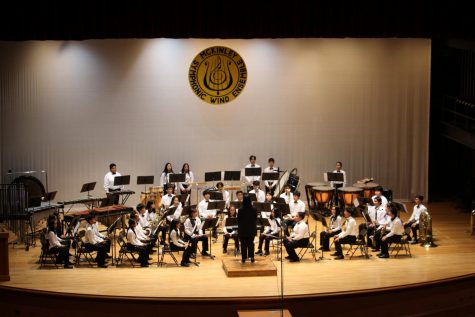 The Department of Education announced that schools would be closed, resulting in the cancelation of McKinley's High School Parade of Bands and Orchestras.