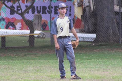 An athlete to watch - Paxton Nouchi