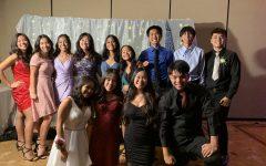 Juniors celebrate prom during Covid-19