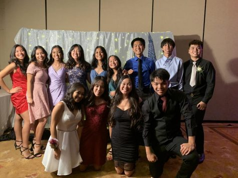 Juniors celebrate prom during Covid-19
