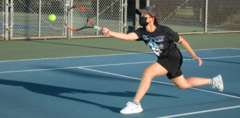Tennis is one of those sports that is able to return based upon the moderate risk DOE athletic guidelines. Procedures have been implemented to prevent the spread of COVID.